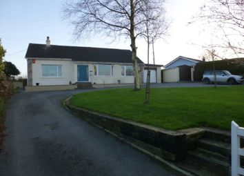 Thumbnail 3 bed bungalow for sale in Maenygroes, New Quay