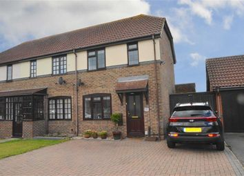 Thumbnail 2 bedroom semi-detached house for sale in Churchfields, Shoeburyness, Southend-On-Sea