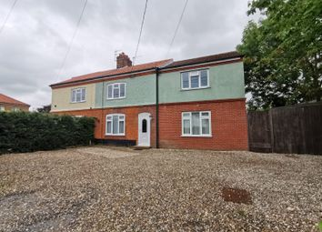 Thumbnail 4 bed semi-detached house for sale in Church Close, Antingham, North Walsham