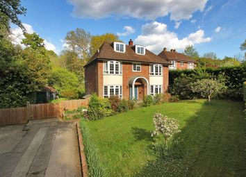 Thumbnail 6 bed detached house for sale in Bishops Down Park Road, Tunbridge Wells