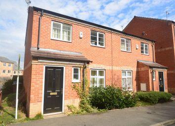Thumbnail 3 bed semi-detached house for sale in Leonard Street, Bulwell, Nottingham