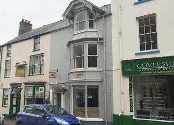 Thumbnail Restaurant/cafe for sale in 21 Bridgeland Street, Bideford