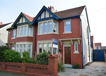 Thumbnail 3 bed semi-detached house for sale in Primrose Ave, South Shore, Blackpool
