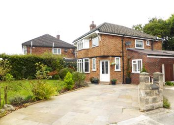 Thumbnail 4 bed detached house for sale in Norbury Close, Bebington