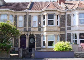 Thumbnail 3 bed terraced house for sale in Harrowdene Road, Knowle