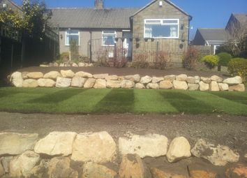 Thumbnail 2 bed semi-detached bungalow for sale in Thornton Road, Thornton, Bradford