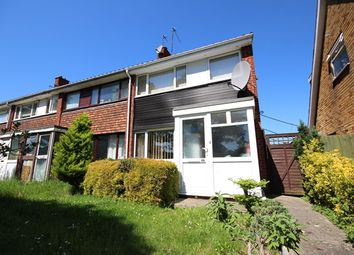 Thumbnail 3 bed end terrace house to rent in Fortina Close, Cheltenham