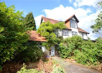 Thumbnail 4 bed semi-detached house for sale in Whynstones Road, Ascot, Berkshire