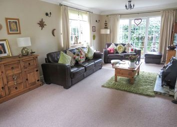 Thumbnail 4 bedroom detached house for sale in Copper Beech Close, Pontefract