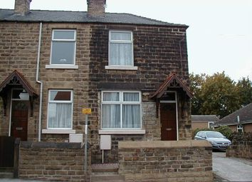 Thumbnail 2 bed end terrace house to rent in Burncross Road, Sheffield