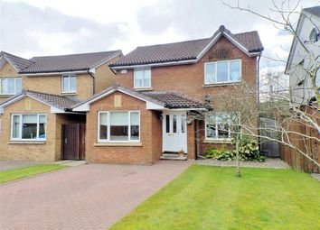 Thumbnail 4 bed detached house for sale in Canonbie Lane, Mavor Park Gardens, East Kilbride