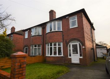 Thumbnail 3 bed semi-detached house to rent in Sunnymead Avenue, Bolton