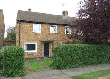 Thumbnail 3 bed semi-detached house for sale in Rutland Avenue, Borrowash, Derby