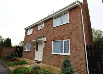 Thumbnail 4 bed detached house for sale in Elm Court, Sturmer, Haverhill, Suffolk