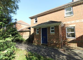 Thumbnail 3 bed semi-detached house for sale in Astronomy Way, Aylesbury