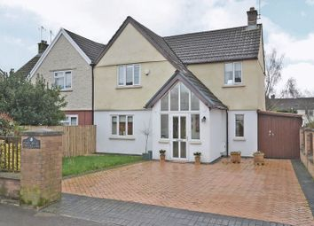 Thumbnail 3 bedroom semi-detached house for sale in Outstanding Extended House, The Uplands, Newport