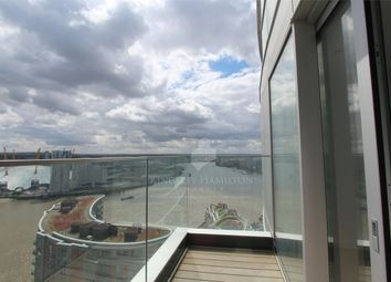 Thumbnail 1 bedroom flat to rent in Providence Tower, Canary Wharf, London, United Kingdom