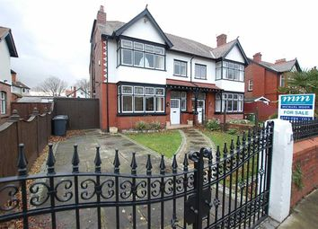 Thumbnail 5 bed semi-detached house for sale in College Road North, Blundellsands, Liverpool