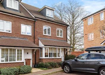 Thumbnail 4 bed end terrace house for sale in Damson Way, Carshalton
