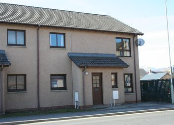 Thumbnail 2 bed duplex for sale in Buchanan Court, Dingwall