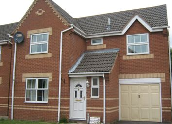 Thumbnail 4 bed detached house for sale in Worthington Road, Balderton, Newark