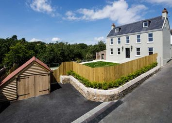 Thumbnail 4 bed detached house for sale in Le Vier Mont, Grouville, Jersey