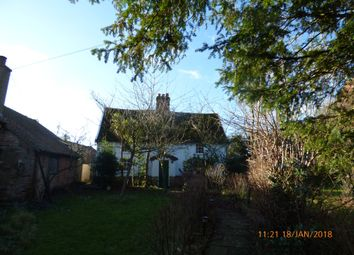Thumbnail 3 bed cottage to rent in Back Road, Wenhaston, Halesworth