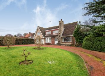 Thumbnail 5 bed detached house for sale in Little Gringley Lane, Welham, Retford