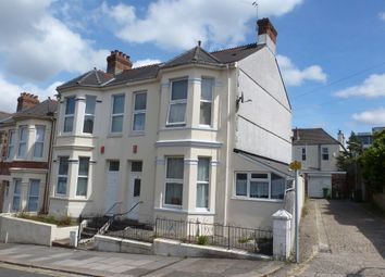 Thumbnail 6 bed end terrace house for sale in Welbeck Avenue, Plymouth