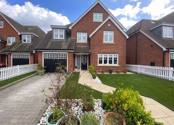 Thumbnail 6 bed detached house for sale in Old Dairy Grove, Norwood Green, Middlesex