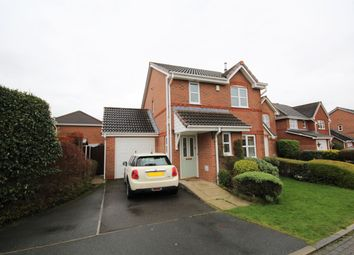 Thumbnail 3 bed detached house for sale in Condor Way, Penwortham, Preston