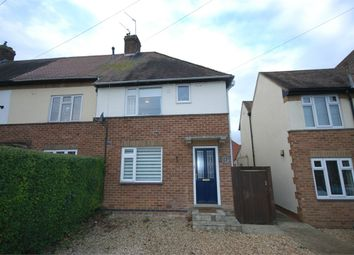Thumbnail 3 bed end terrace house for sale in The Warren, Hardingstone, Northampton