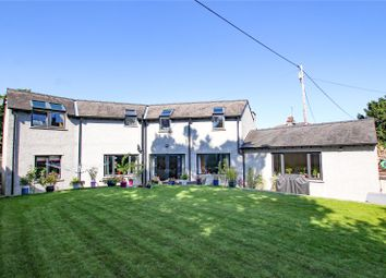 Thumbnail 3 bed detached house for sale in Orchard House, 31A Beetham Road, Milnthorpe, Cumbria
