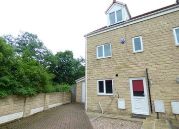 Thumbnail 3 bed semi-detached house to rent in Fargate Close, South Kirkby, Pontefract