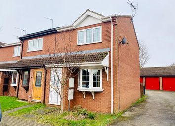 Thumbnail 2 bed end terrace house to rent in Mallard Drive, Caistor, Market Rasen