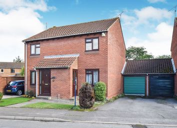 Thumbnail 2 bed semi-detached house to rent in Chilcombe Way, Lower Earley, Reading