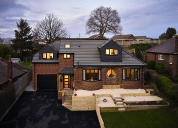 Thumbnail 5 bed detached house for sale in Harrison Road, Crofton, Wakefield