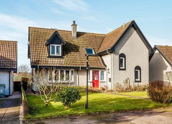Thumbnail 4 bed detached house for sale in Kinneff, Montrose