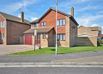 Thumbnail 4 bedroom detached house for sale in Harwick Drive, New Romney, Kent