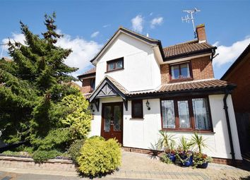 Thumbnail 4 bed detached house for sale in Parkway Close, Leigh-On-Sea, Essex