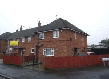 Thumbnail 3 bed semi-detached house for sale in Cave Road, Barrow-Upon-Soar, Loughborough, Leicestershire