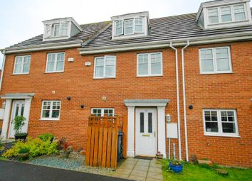 Thumbnail Town house for sale in County Mews, South Shields