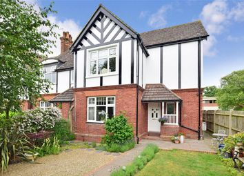 Thumbnail 3 bed end terrace house for sale in Dunraven Avenue, Redhill, Surrey