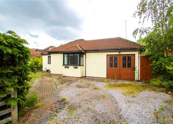 Thumbnail 3 bed bungalow for sale in All Saints Road, Lightwater, Surrey
