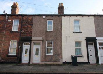 Thumbnail 2 bed terraced house for sale in Denton Street, Carlisle