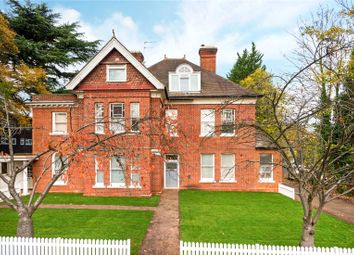 Thumbnail 3 bed flat for sale in Leverton, St. Georges Avenue, Weybridge, Surrey
