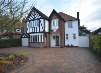 Thumbnail 4 bedroom detached house to rent in Dovedale Road, West Bridgford, Nottingham