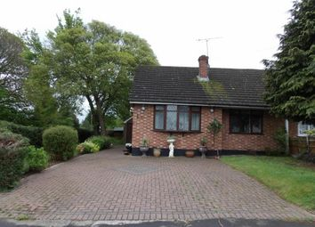 Thumbnail 3 bed bungalow for sale in Burstead Drive, Billericay