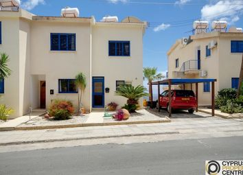 Thumbnail 3 bed town house for sale in Zaromene Street, Pafos, Pegeia