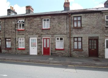 Thumbnail 2 bed terraced house for sale in Free Street, Brecon